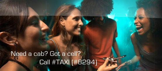 Main image of people calling #TAXI